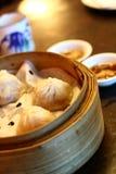 Shangai Xiao Bao largo Imagen de archivo