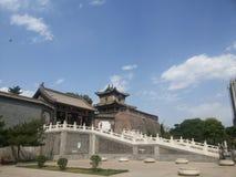 The ShangDang Door of China Stock Photos