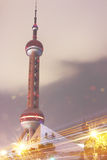 Shanghai österlänningpärla Arkivfoto
