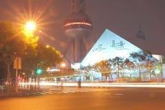 Shanghai österlänningpärla Royaltyfri Fotografi
