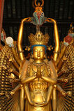 shanghai świątynia Obraz Royalty Free