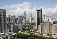 shanghai стоковое изображение rf