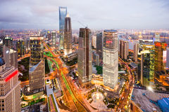Shanghai Royalty-vrije Stock Foto