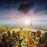 Shanghai Photographie stock libre de droits