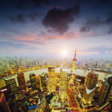 Shanghai Fotografia de Stock Royalty Free