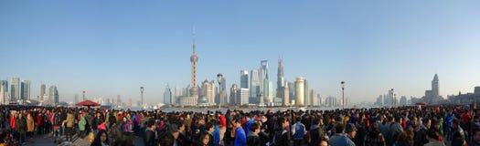 Shanghai Immagine Stock Libera da Diritti