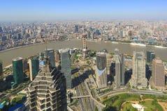 Shanghai Arkivfoton