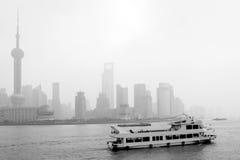 shanghai zdjęcia royalty free