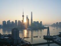 shanghai Royaltyfri Foto