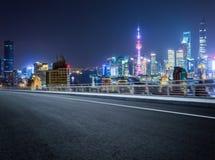 shanghai royaltyfria bilder