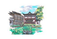 shanghai Imagem de Stock