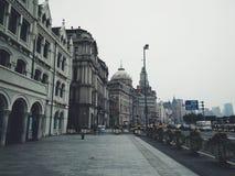shanghai Arkivbild
