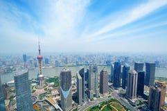 Shanghai aerial Stock Photography