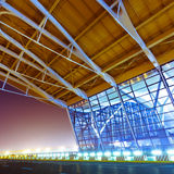 Shanghai airport Royalty Free Stock Images