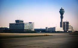 Shanghai airport / Pudong. International Airport / Shanghai Pudong / China Stock Photography