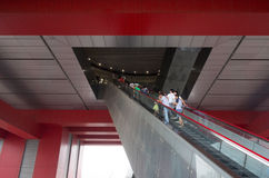Shanghai art museum Royalty Free Stock Images