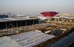 Shanghai-Ausstellung 2010 lizenzfreie stockfotos