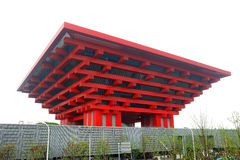 Shanghai-Ausstellung 2010 Lizenzfreie Stockfotografie
