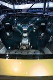 Shanghai Auto toont de Visie E van Skoda van 2017 Royalty-vrije Stock Afbeeldingen