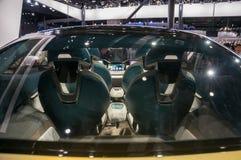 Shanghai-Automobilausstellungs-Skoda-Vision 2017 E Stockfotos