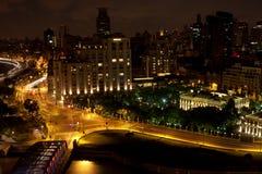 Shanghai a barreira Imagem de Stock Royalty Free