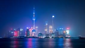 Shanghai a barreira imagem de stock
