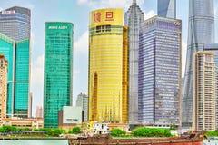 Shanghai. Royalty Free Stock Photos