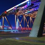 Shanghai Bridge Royalty Free Stock Photos