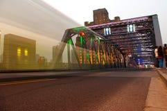 Shanghai Bridge Royalty Free Stock Photography