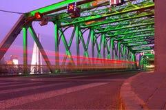 Shanghai Bridge Stock Image