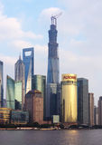 Shanghai Building Royalty Free Stock Photography