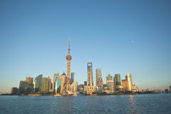 Shanghai Bund Royalty Free Stock Images