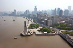Shanghai Bund Stock Photography