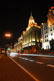 Shanghai The Bund Royalty Free Stock Photos
