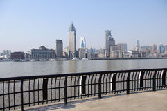 Shanghai Bund Stock Image