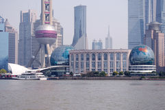 Shanghai Bund Stock Photos