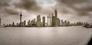 Shanghai Bund Fotografia Stock