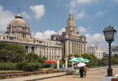 Shanghai - The Bund - China Royalty Free Stock Photography