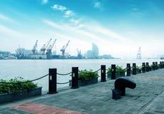 Shanghai Bund Stock Images