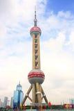 Shanghai Bund Scenery Royalty Free Stock Images
