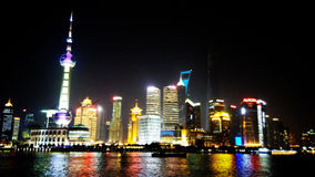 Shanghai. The Bund (Wai Tan), Shanghai, China Stock Image