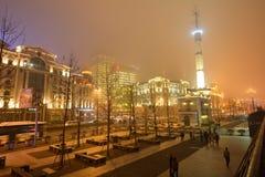 Shanghai - The Bund or Waitan Royalty Free Stock Image