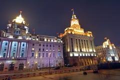 Shanghai - The Bund or Waitan Royalty Free Stock Photography