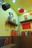 Shanghai candy store Royalty Free Stock Images