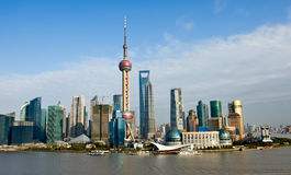 Shanghai China Royalty Free Stock Photos