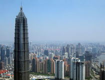 Shanghai, China Royalty-vrije Stock Afbeelding