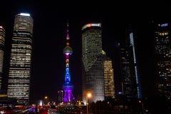 Shanghai China Royalty-vrije Stock Afbeeldingen