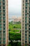 Shanghai China Apartments Stock Photos