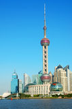 Shanghai China. Shanghai, the commercial and culture center of China. The most important city in the country stock image