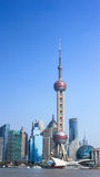 Shanghai, China. Royalty Free Stock Images